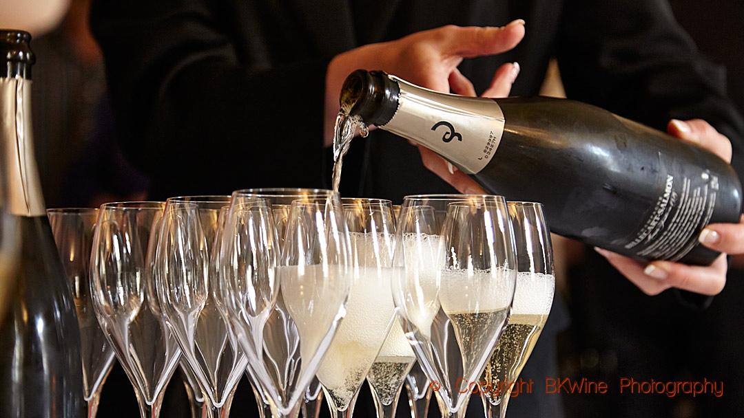 Champagne as aperitif